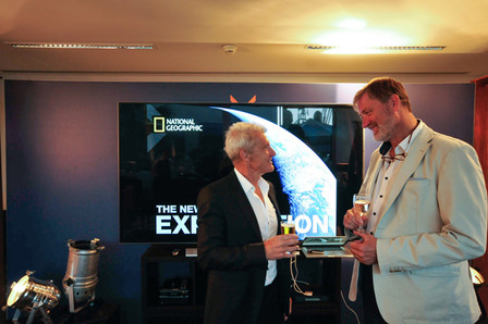 National Geographic Jointly Hosted Event 2015