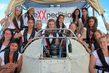 Hawk Yachts are proud to sponsor eXXpedition North Pacific 2018